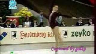 Irina Deryugina Rope WCH 1981