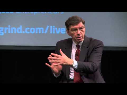 Creative Disruption & The Innovator's Dilemma | Clayton Christensen (HBS & Author) @ Startup Grind