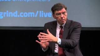 Creative Disruption & The Innovator's Dilemma | Clayton Christensen (HBS & Author) @ Startup Grind thumbnail