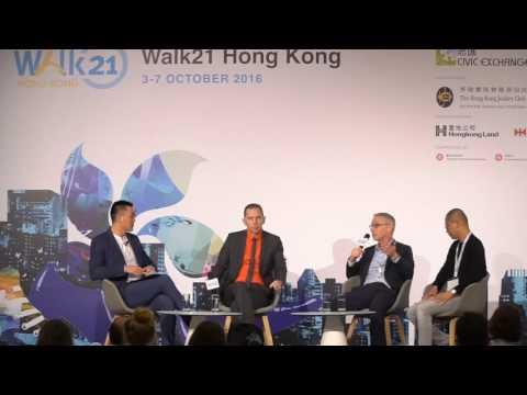 Walk21 Hong Kong Conference | Integrating Walking - Group Discussion