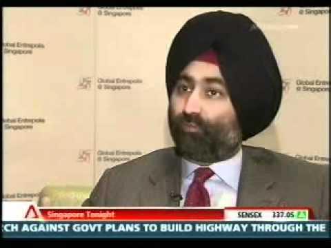 GES 2011 CNA Spore Tonight Asian businesses confident about outlook despite turmoil