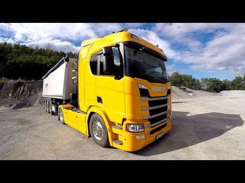 Euro Truck Simulator 2  Nova Scania R Normal Roof Lancha do Neymar Jr