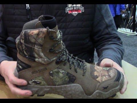 ATA 2019 Irish Setter's New Line Of Boots
