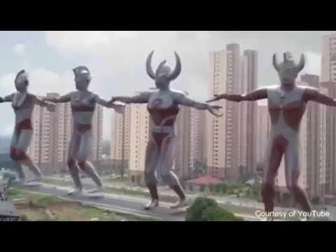 ETA TERANGKANLAH - ULTRAMAN JOGET (NGAKAK POL) PARODY VIDEO