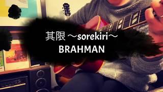 其限 〜sorekiri〜 /BRAHMANブラフマン(弾き語り)歌詞付き
