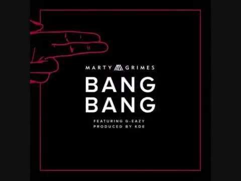 Marty Grimes Feat G-Eazy - Bang Bang (Chopped & Screwed) by Boobot Teknawlog