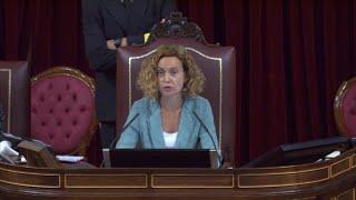 Sánchez pierde la primera votación para convertirse en presidente