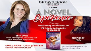 Tessa Dare - Award winning New York Times and USA Today bestselling Author |S2 EP20