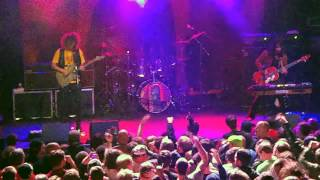 Wolfmother: Gypsy Caravan live in Detroit 2/26/16