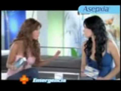 Comercial asepxia anahi y maite en colombia