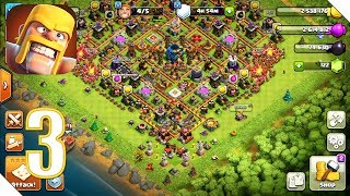 Clash of Clans Gameplay #3 Android/iOS Walkthrough