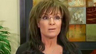 Repeat youtube video A Drunken Sarah Palin Slams Elizabeth Warren Over Minimum Wage