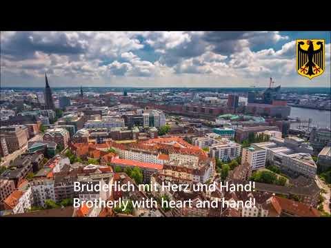National Anthem of Germany - Deutschlandlied (German Unity Day 2017)