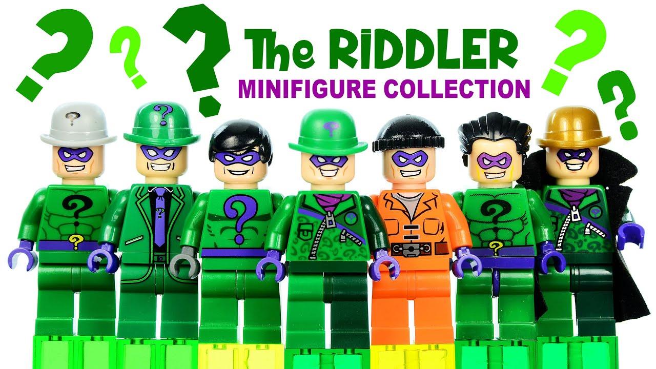 "LEGO DC Comics ""The Riddler"" Super"