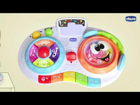 Новинка от Chicco! Музыкальная игрушка «Пульт DJ»