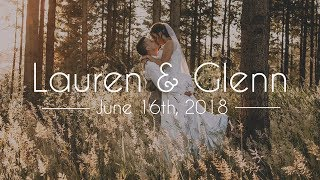 Lauren & Glenn | June 16th, 2018