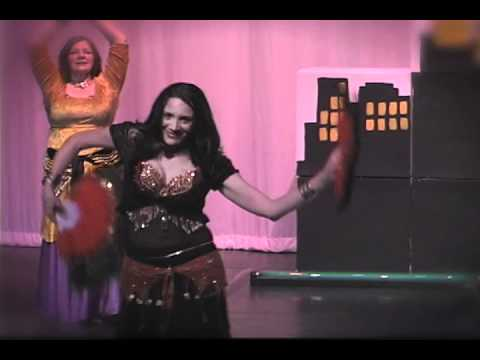 Belly Dance class at The Colorado Academy of Music and Dance - Colorado Springs, CO