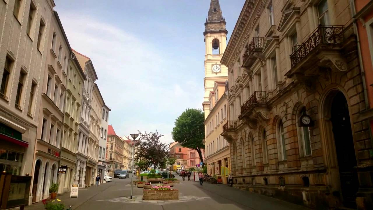Zittau Zittau Germany May 2016 - Youtube