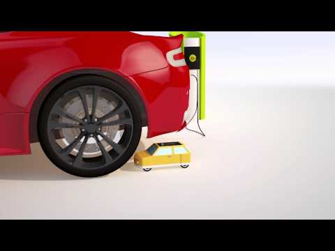 StoreDot 5 Minute Car Charging