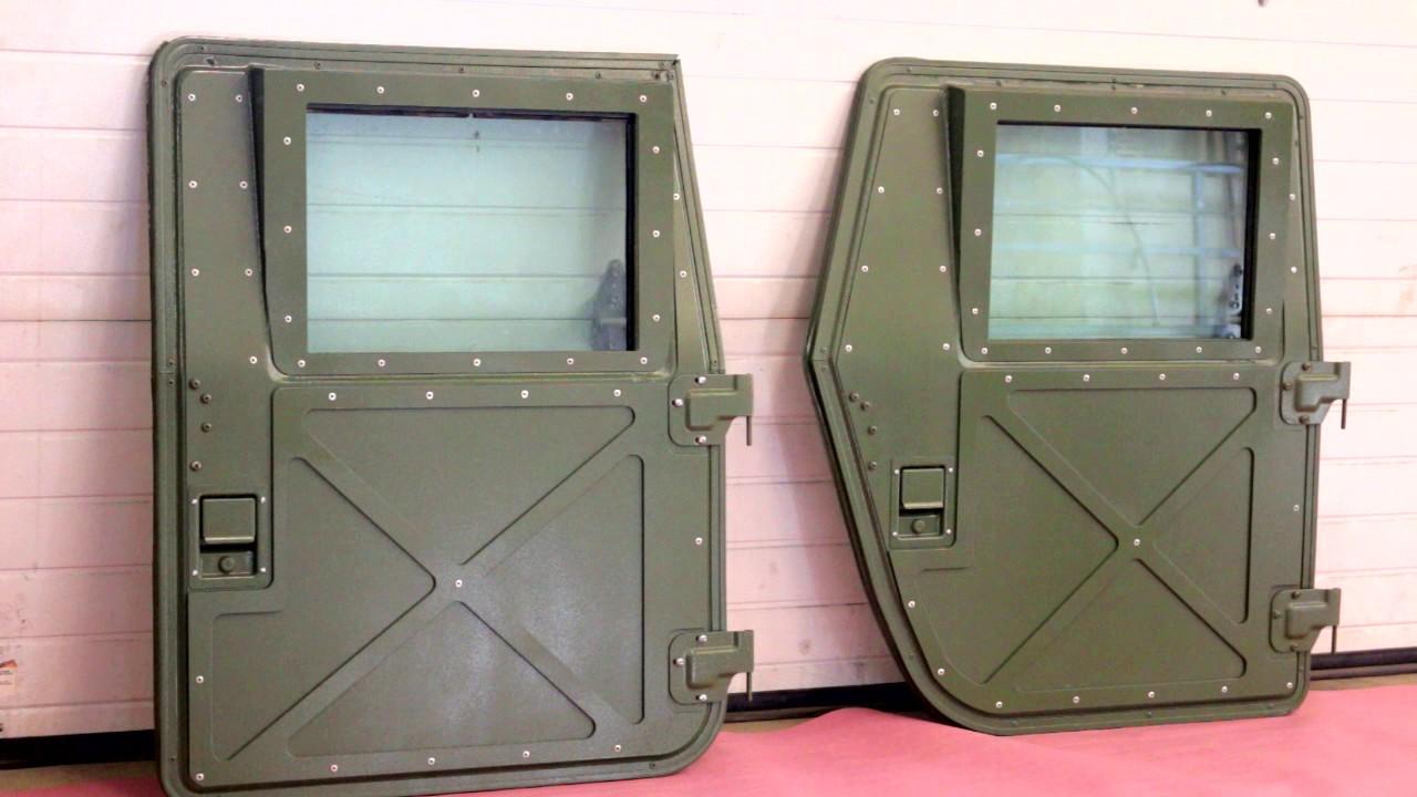 M998 HUMVEE X - DOORS - FEDERAL MILITARY PARTS & M998 HUMVEE X - DOORS - FEDERAL MILITARY PARTS - YouTube pezcame.com