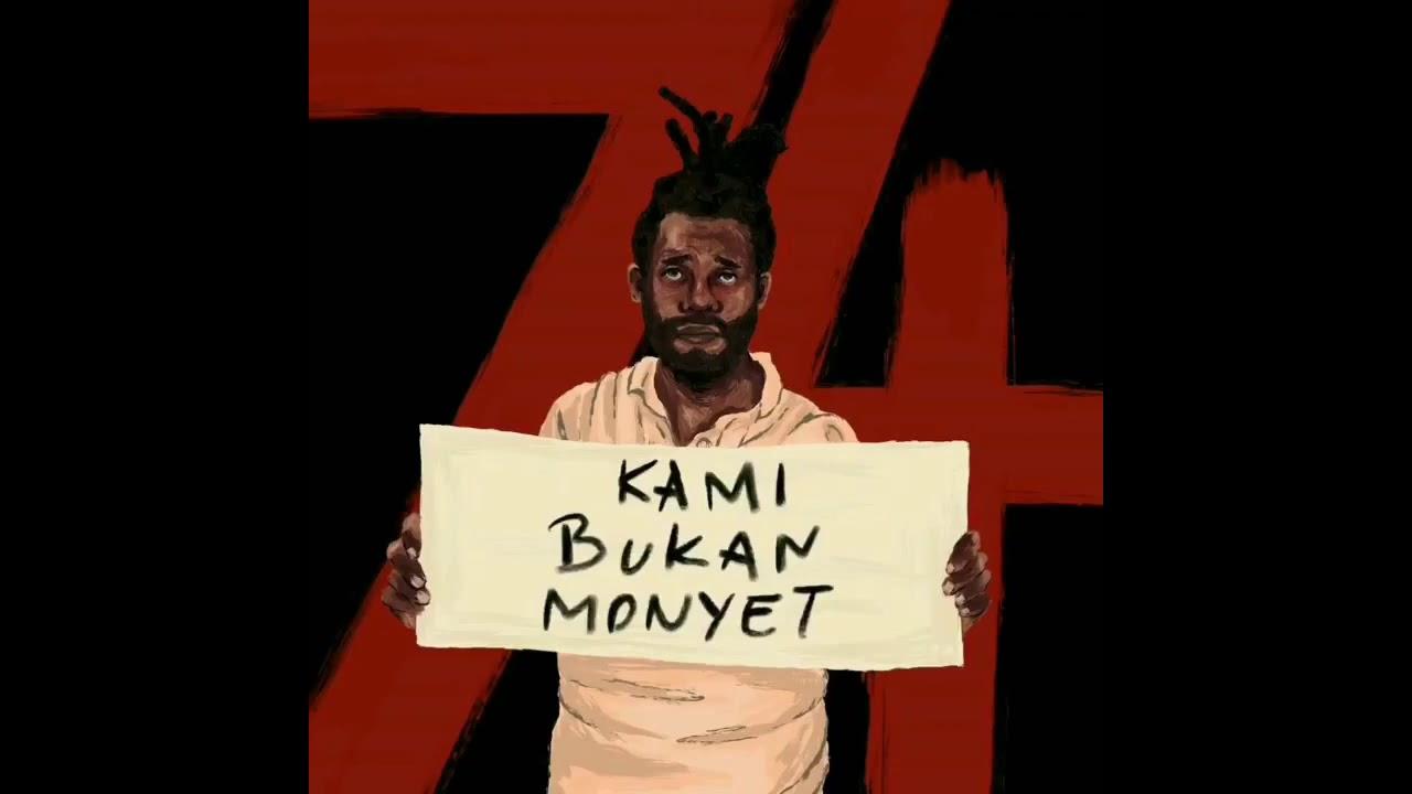 KAMI BUKAN MONYET!!! BUKAN MONYET!!! - YouTube