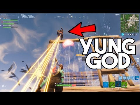 I Did Viewer 1v1's And This Little Kid Turned Out To Be An Insane Builder!