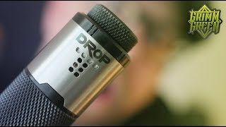 The DROP RDA by Digiflavor ~ TVC ~ Review