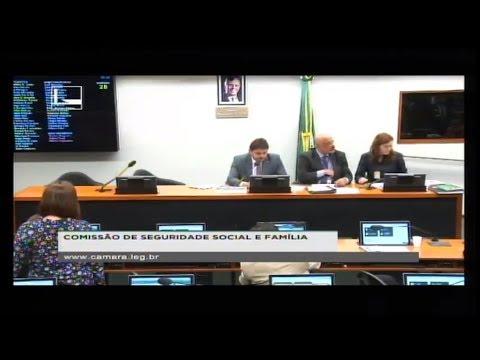 SEGURIDADE SOCIAL E FAMÍLIA - Reunião Deliberativa - Sugestões à LDO | 20/06/2018 - 10:15