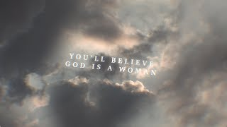 Ariana Grande - God is a woman (Lyric Video)...