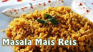 Masala Mais Reis - InderKocht Folge 47