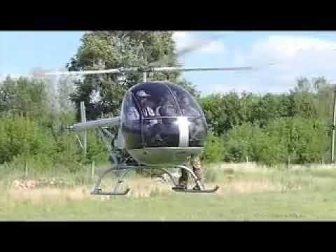 AK1-3 helicopter. Experimental amateur built helicopter kit version available.