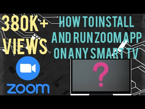 how-to-install-and-run-the-zoom-app-on-any-smart-tv-in-a-simple-way#zoom#fightcorona