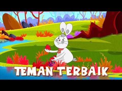 Teman Terbaik - Cerita Untuk Anak-Anak | Animasi Kartun | Dongeng Bahasa Indonesia