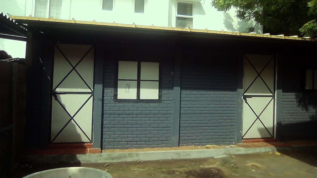 Precast Concrete House Construction Youtube
