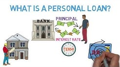 Personal Loans 101 (Debt Management 4/4)