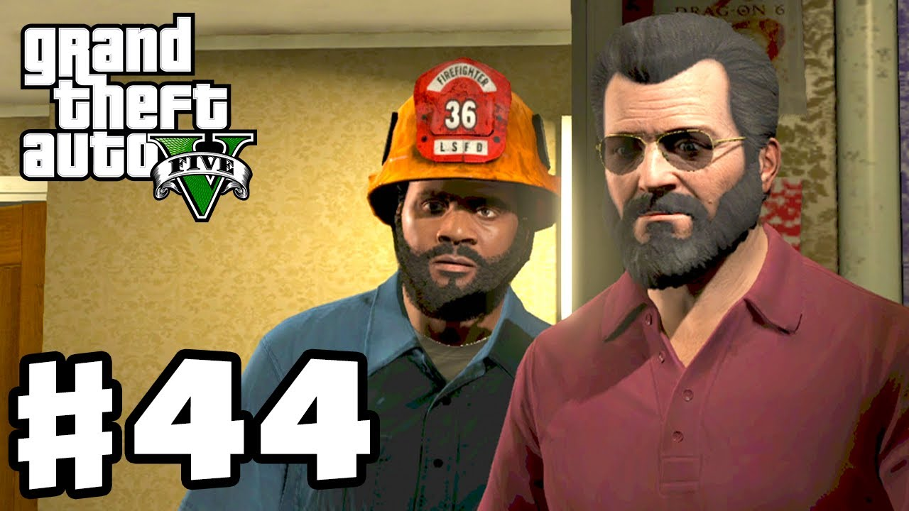 grand theft auto 5 gameplay walkthrough part 44 the bureau raid gta 5 xbox 360 ps3 youtube. Black Bedroom Furniture Sets. Home Design Ideas