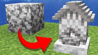 we gave use to 25 USELESS Minecraft Features