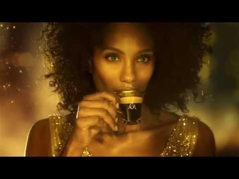 Hermione de Paula L'OR Coffee Commercial