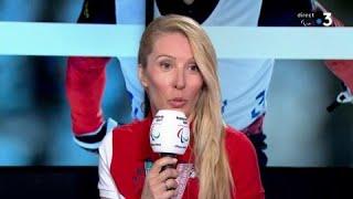 """Snowboard Cross / Cécile Hernandez """"Je suis en colère"""" - Jeux Paralympiques 2018"""