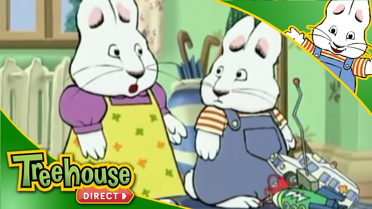 Max Amp Ruby Max Misses The Bus Max S Worm Cake Max S