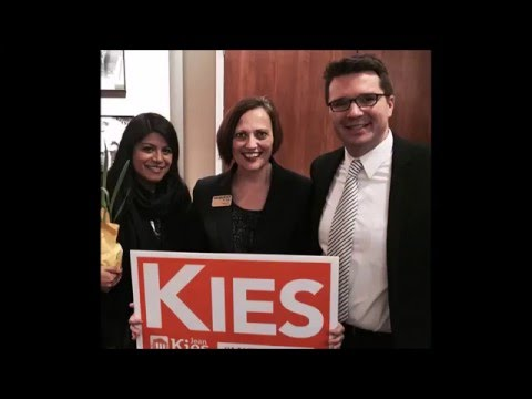 Independent. Nonpartisan. Vote Jean Marie KIES on April 5th, Branch 45 MKE County Circuit Court