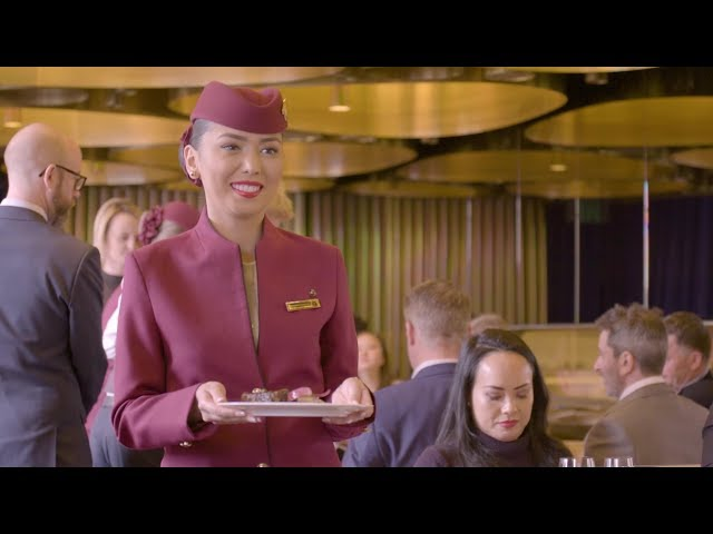 George Calombaris' new menu will delight our First and Business Class travellers – Qatar Airways