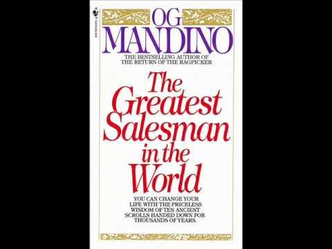 Og Mandino Scroll 4 I Am Natures Greatest Miracle Read By Og Mandino