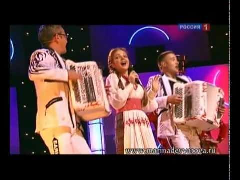 """""""Маруся"""" -  Марина Девятова и дуэт """"Баян-MIX"""""""