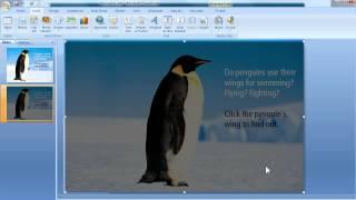 PowerPoint نصائح: كيفية محاكاة مربع منبثق