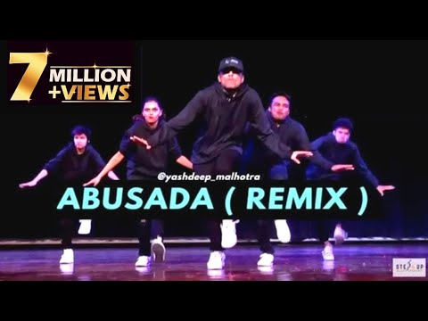 Abusadamente (Remix) | Grand Presentation 2K19 | Yashdeep Malhotra Choreography