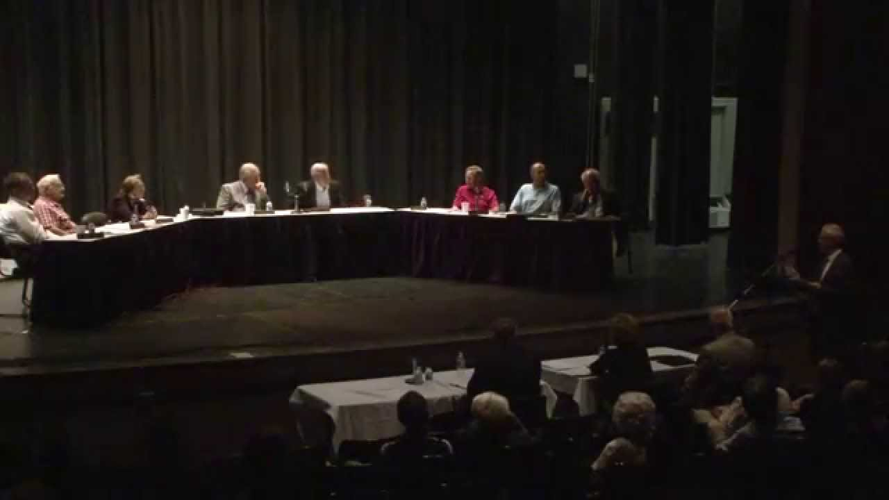 DCCC Board of Trustees Special Meeting 10 7 2014 - YouTube