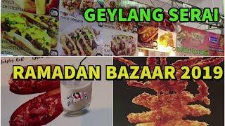 Cover images Geylang Ramadan Bazaar 2019   Singapore