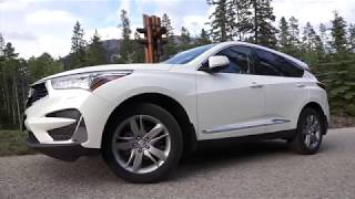 Acura RDX--SECOND TAKE