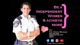 You Talk with Dr. Usha Mohan | Seniors Traffic Warden | Motivational Speaker | You Talk Media